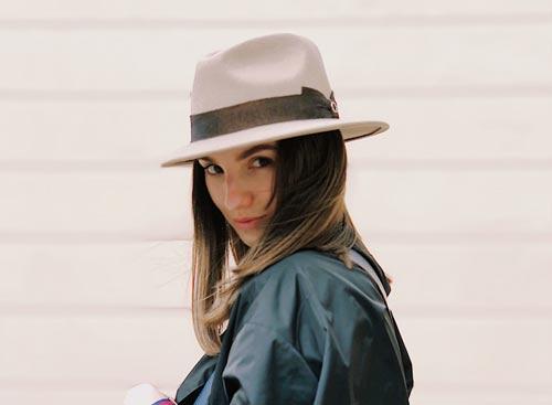 หมวก เฟโดร่า ภาษาอังกฤษ