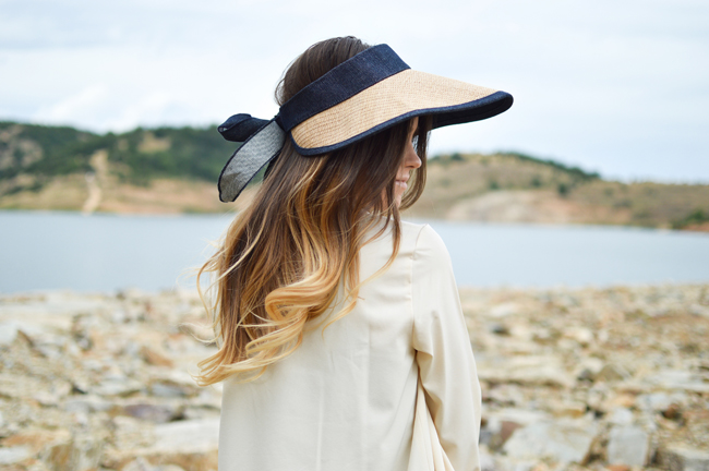 หมวกปีกกว้าง visor hat