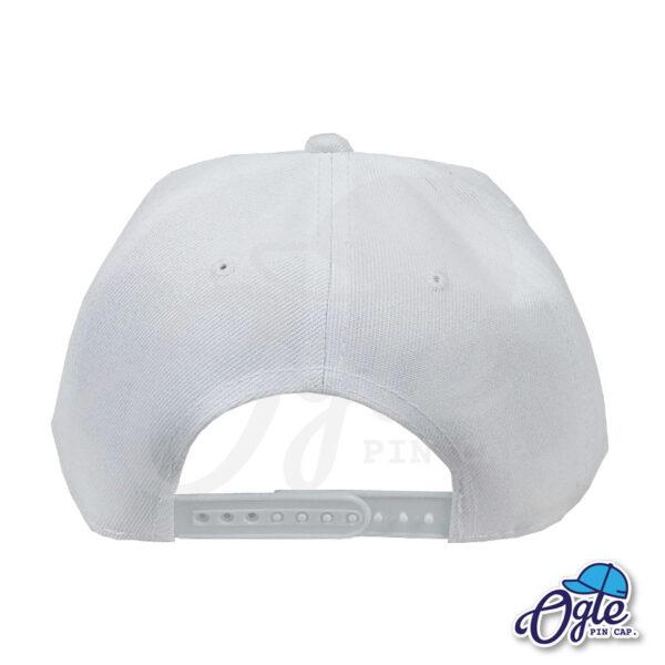 หมวกฮิปฮอป-สีขาว-ด้านหลัง