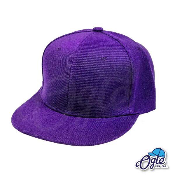 หมวกฮิปฮอป-สีม่วง-ด้านข้าง