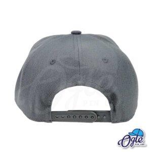 หมวกฮิปฮอป-สีเทา-ด้านหลัง