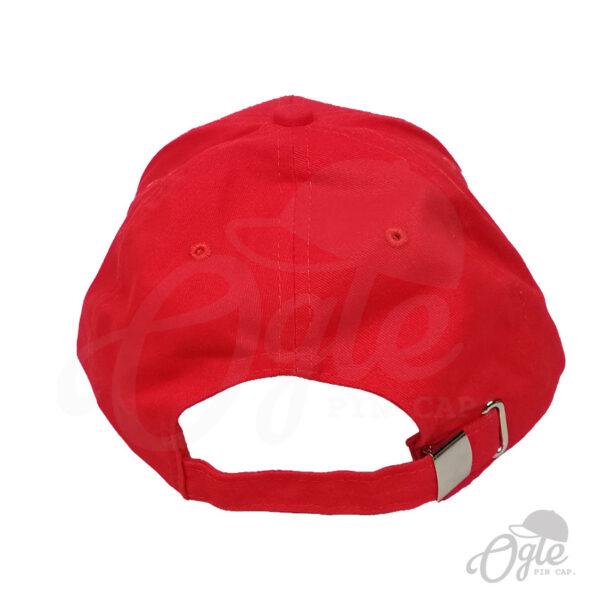 หมวกปักชื่อ-หมวกผ้าพีช-cotton-ปักชื่อทีม-3