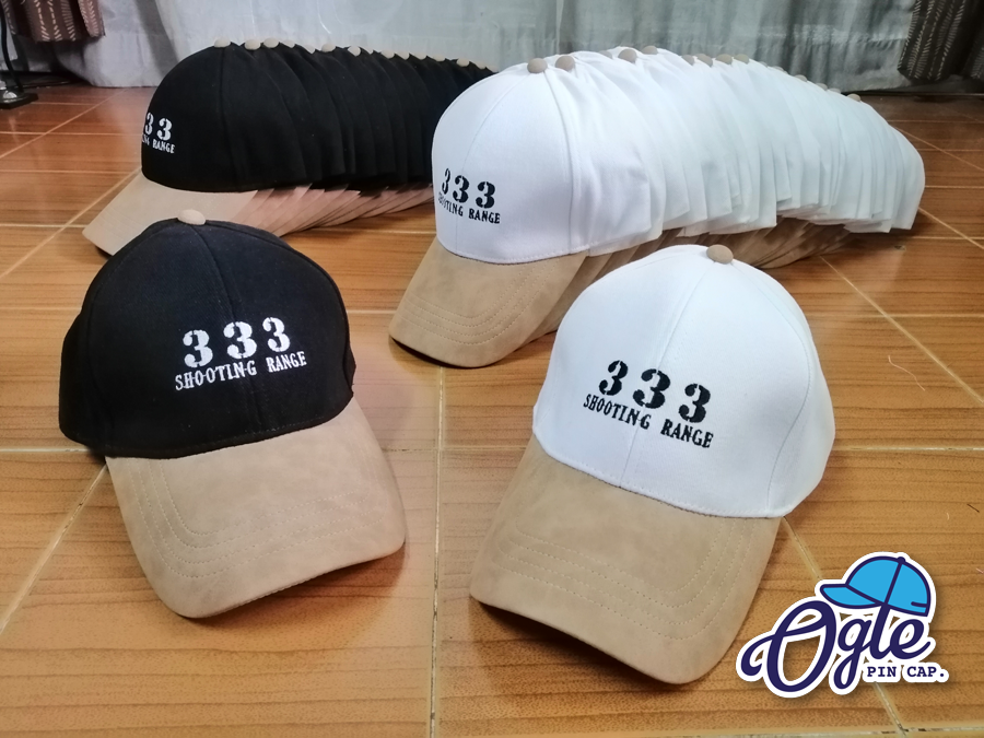 หมวกปักโลโก้-333-Shooting