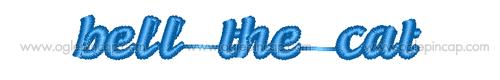 ฟอนต์-ภาษาอังกฤษ-หมวกปักชื่อ-Font-English-09