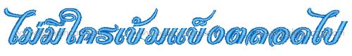 ฟอนต์-ภาษาไทย-หมวกปักชื่อ-Font-Thail-11