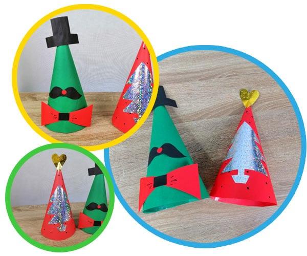 วิธีหมวกกระดาษ NEW-YEAR-CAP
