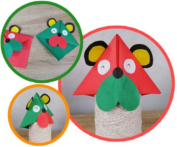 วิธีทำหมวกกระดาษ