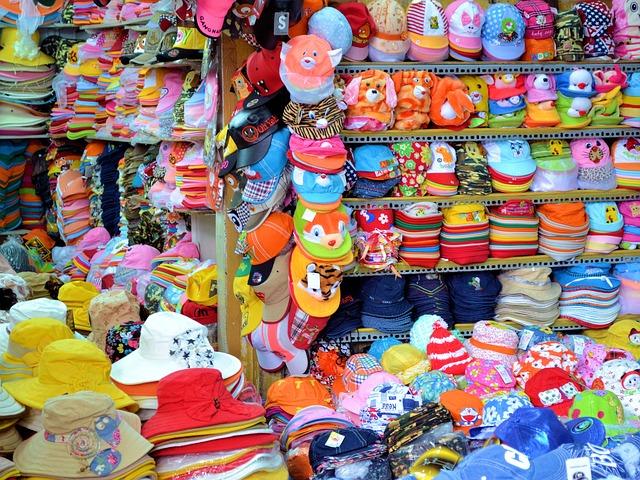 ร้านปักหมวก-ร้านขายหมวก
