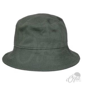 หมวกบักเก็ต-สีเขียวแก่